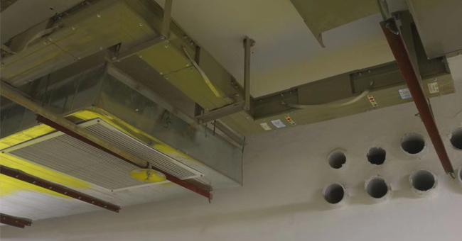 空气型母线槽安装