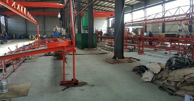 电缆桥架生产设备